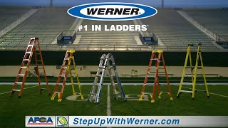 Werner Ladder - Step Up With Werner TV Spot