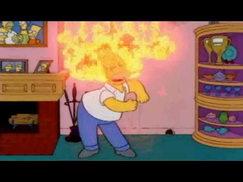 Homer Simpson Cooking Meme
