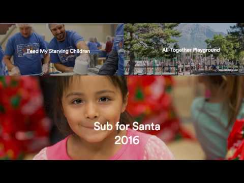 Salt Lake Chamber: Business Gives Back