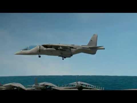 VFX/CGI Jet