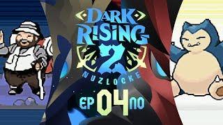 "Pokémon Dark Rising 2 Nuzlocke w/ TheKingNappy! - Ep 4 ""BRING IN THE CRITS"""