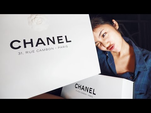พาช้อป Shop แรกของ Chanel ที่ปารีส 😍| Archita Lifestyle
