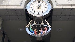 【からくり聖地巡礼】日本橋小学校