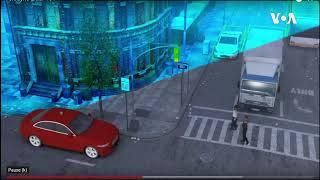 """激光传感器是自动驾驶汽车的""""眼睛"""""""