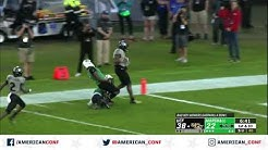 Bad Boy Mowers Gasparilla Bowl Highlights - UCF 48, Marshall 25
