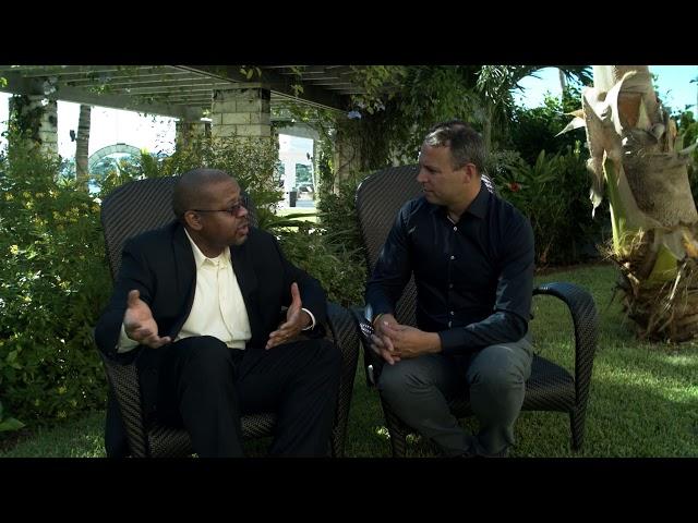 Bermuda Innovation Sprint: Alan Bivens, IBM Blockchain & Hyperledger