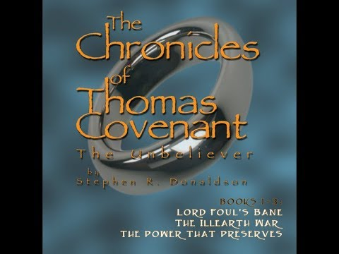 The Chronicles Of Thomas Covenant The Unbeliever By Stephen R. Donaldson. Review