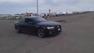 Cars leaving MN cars & coffee May 2018 Pt. 6