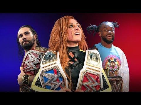 WWE Raw Superstar Shakeup Live Reactions