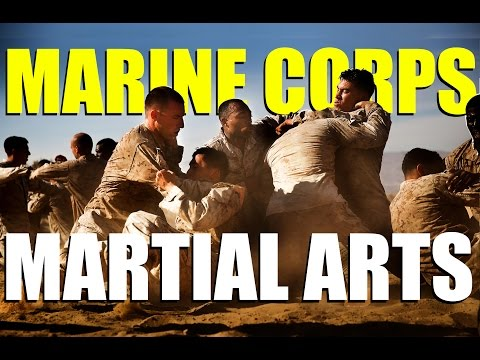 USMC MARTIAL ARTS: How To Earn All 5 Belts
