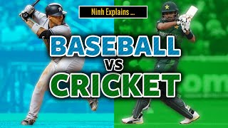 Baseball vs Cricket - Which sport is better? ⚾🏏