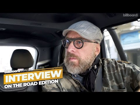 Mario Biondi - Billboard Interview On The Road Edition