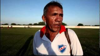 Entrevista de Valdivino (Curi) - Copa São Francisco de Base - Remanso - Bahia