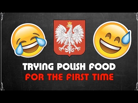 AFRICANS trying Polish food for the FIRST TIME! + SPEAK POLI