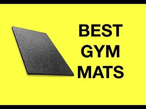 Garage Gym Mats (BEST Home Gym Flooring)