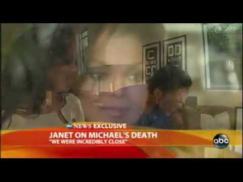 """Janet - """"In The Spotlight With Robin Roberts"""" ABC Special Preview Clip"""