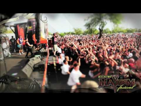 Mayhem Festival 2010 video featuring Korn!