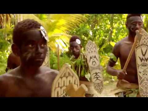 BAO BAO-kue-Enozj & Crews-Solomon Island Official Music video 2017
