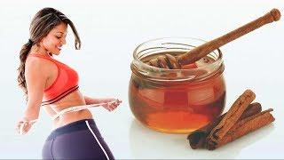 Корица с медом для похудения: ПРОСТОЙ РЕЦЕПТ жиросжигающего напитка