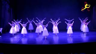 GISELLE II acto. CENTRE DE DANSA DE CATALUNYA. Dirección: Roser Muñoz, Joan Boix