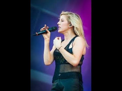Ellie Goulding   Still Falling For You Lyrics Video