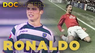 Ronaldo Signs For Manchester United from Sporting Lisbon | RONALDO (2015)