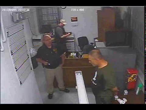 Graham County Sheriffs Department Video Segment #1:  Jack Slaughter, April 5, 2012