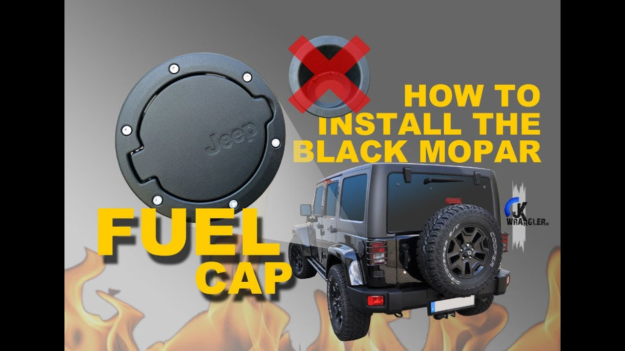 Jeep wrangler jk how to install the fuel door gas cover mopar jeep wrangler jk how to install the fuel door gas cover mopar tankdeckel youtube publicscrutiny Images