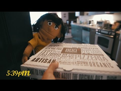 World's Longest Minute | Awkward Puppets