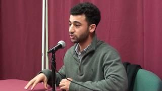 Osama Shabaik of the Irvine 11 in East Lansing, MI
