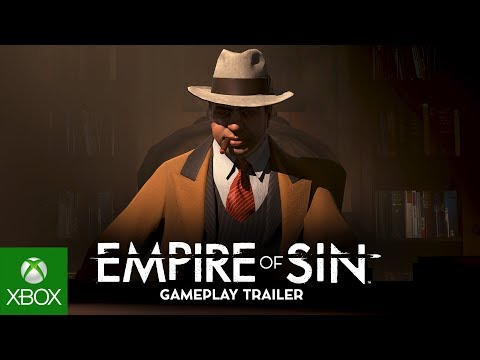 Al Capone plays the Chicago Piano in the first Empire of Sin gameplay trailer | PC Gamer