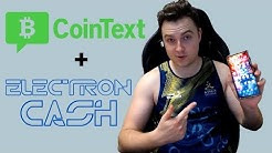How to send Bitcoin Cash from PC to any Mobile Phone Number