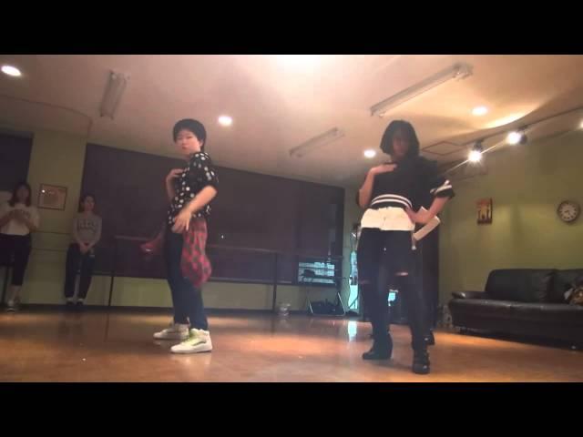 mio先生のGIRLS FREE STYLE スキルアップクラス @南行徳スタジオ レッスン動画