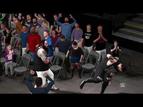 WWE SURVIVOR SERIES 2017:KEVIN OWENS VS BRAY WYATT