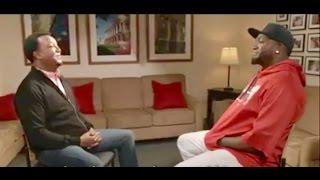 De un grande a otro: Pedro Martínez le hace entrevista a David Ortiz para TBS