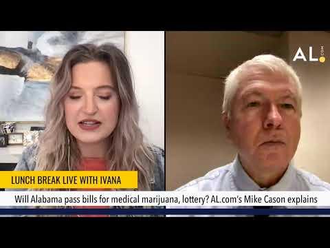 Will Alabama pass bills for medical marijuana or a lottery?