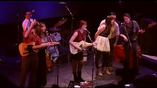 "Miss Tess & The Talkbacks perform ""Sorry You're Sick"" (feat. Lake Street Dive)"