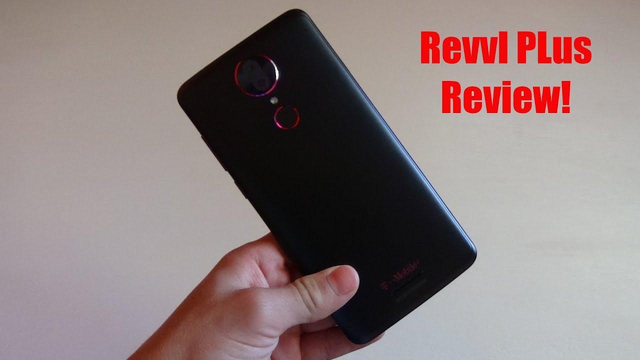 T-Mobile revvl plus Review!
