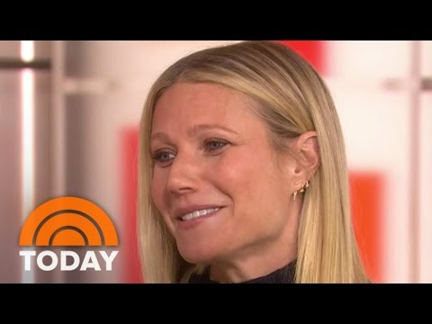 Gwyneth Paltrow: Despite Divorce From Chris Martin, 'We're A Family' | TODAY