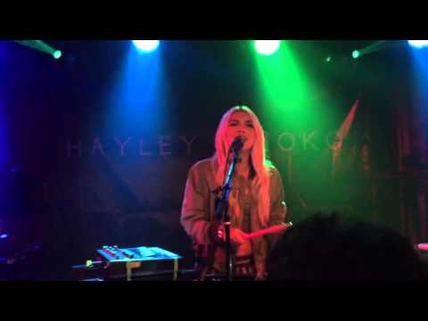 Hayley Kiyoko - Cliff's Edge @ The Lyric Theater