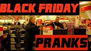 Video Best  Black Friday Pranks!!! download MP3, 3GP, MP4, WEBM, AVI, FLV Agustus 2018