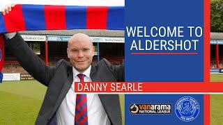 Welcome to Aldershot - Danny Searle