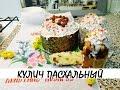 Кулич Пасхальный (простой и очень вкусный рецепт). Кулинария. Рецепты. Понятно о вкусном.