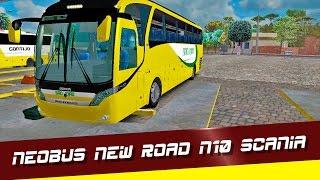 OMSI 2 - NEOBUS NEW ROAD N10 SCANIA K380 MAPA BRASIL VIAGEM + DONWLOAD