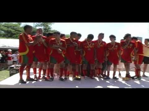 Taurinos Cayey Campeones u16 Liga Del Este 2010