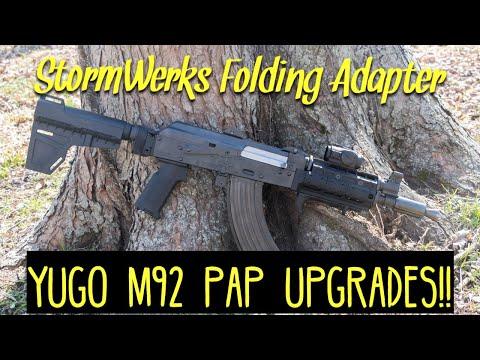 Yugo M92 PAP Pistol UPGRADE!!