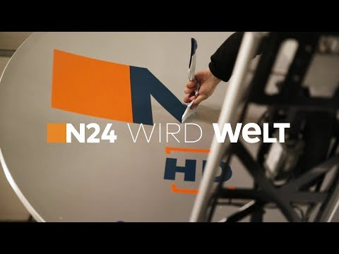 N24 heißt jetzt WELT | Bleibt alles beim Neuesten