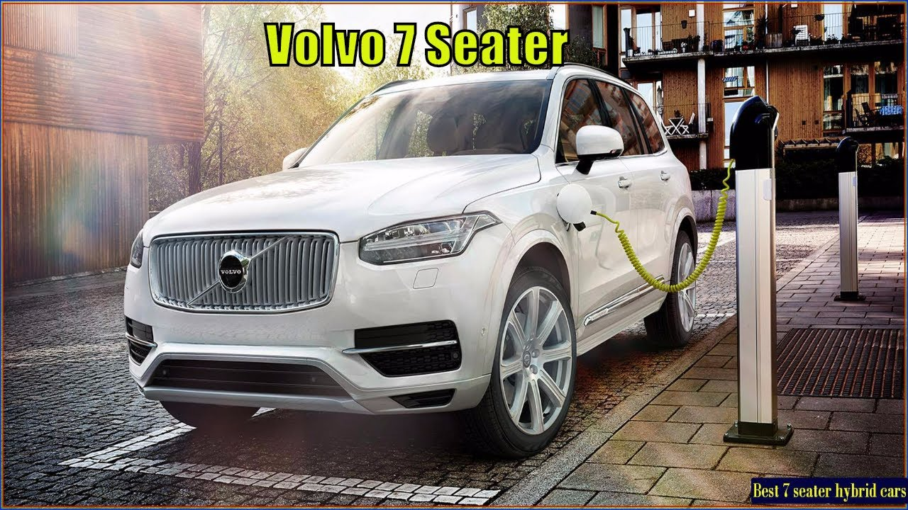 New Volvo 7 Seater Hybrid Cars Interior And Exterior Concept
