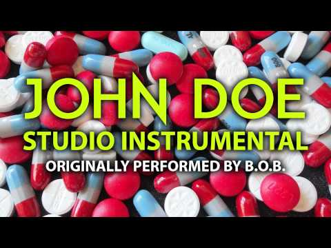 John Doe (Cover Instrumental) [In the Style of B.o.B. feat. Priscilla]