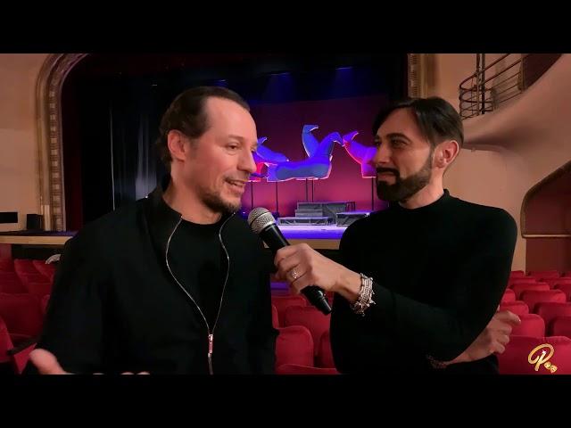Giocando con Orlando - Intervista a Stefano Accorsi